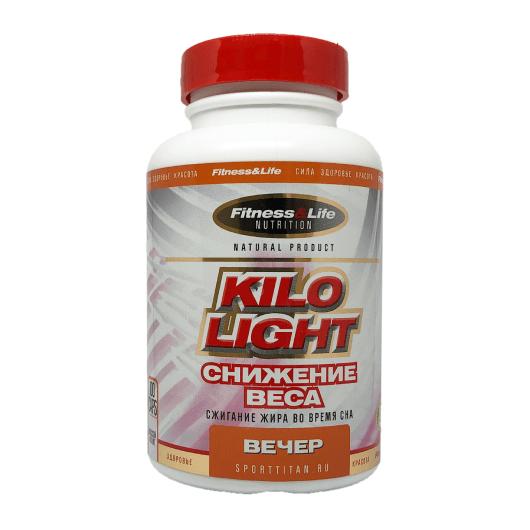 Kilo-Light Вечер 100 таб.-1