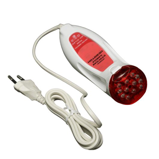 Лампа красная-1