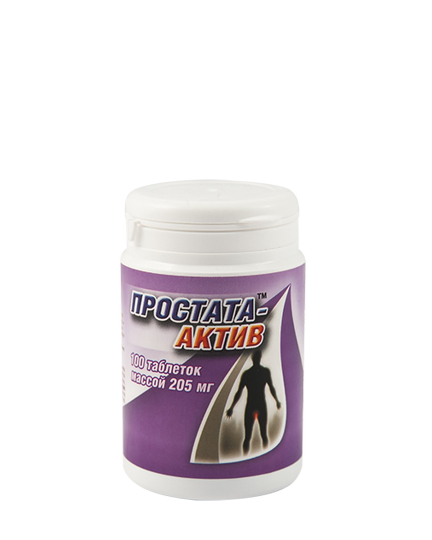 Простата-Актив 100 таб.-1