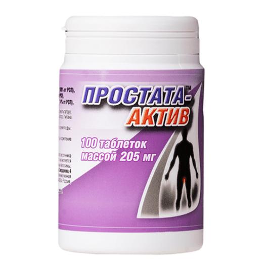Простата-Актив 100 таб.-2
