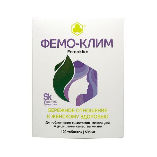 Фемо-Клим, 120 таб.-1