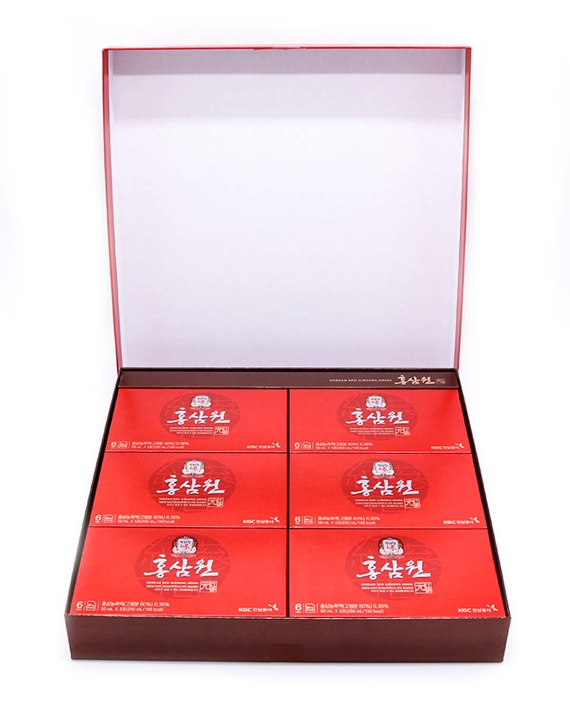Напиток из экстракта корейского красного женьшеня-2