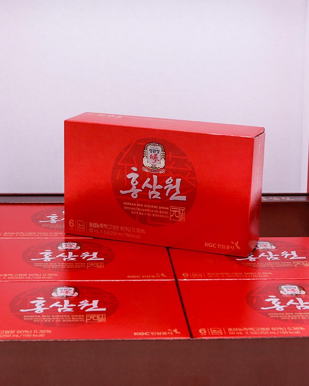 Напиток из экстракта корейского красного женьшеня-3