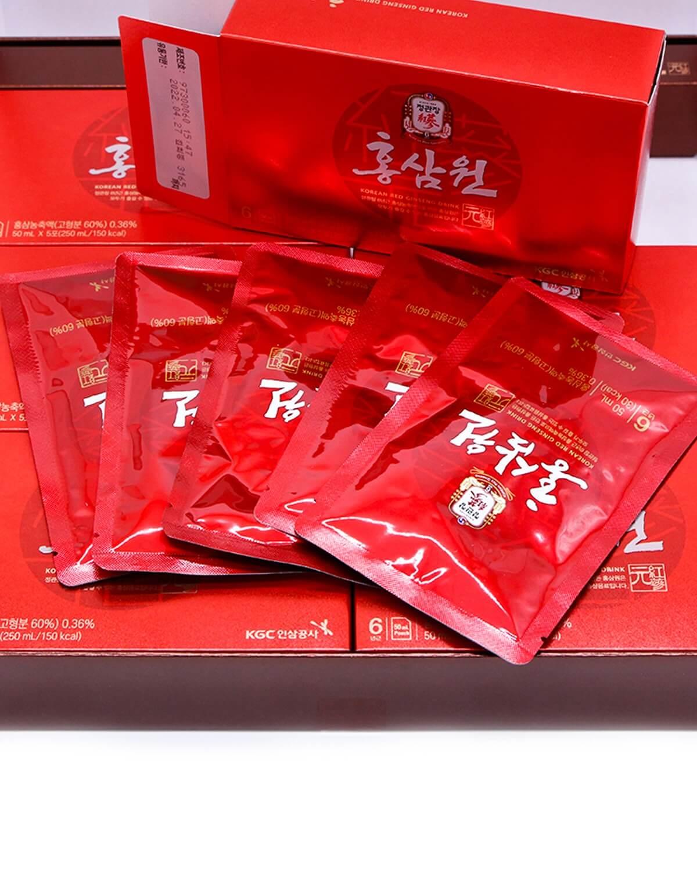 Напиток из экстракта корейского красного женьшеня-4