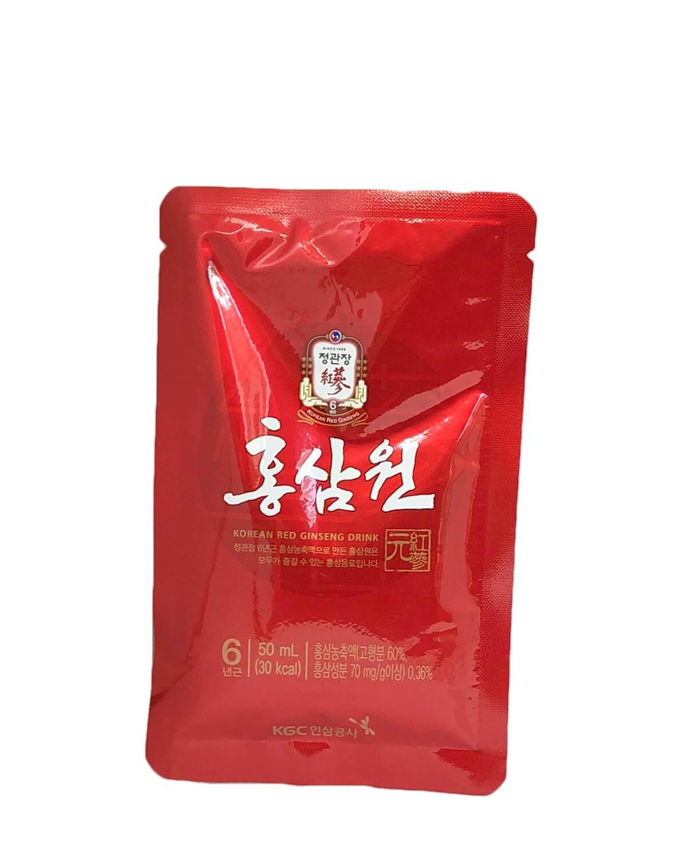 Напиток из экстракта корейского красного женьшеня-5