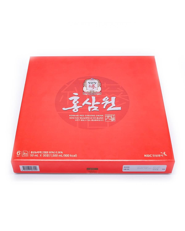 Напиток из экстракта корейского красного женьшеня-8
