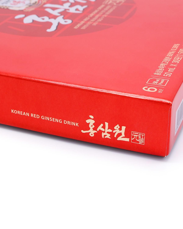 Напиток из экстракта корейского красного женьшеня-9