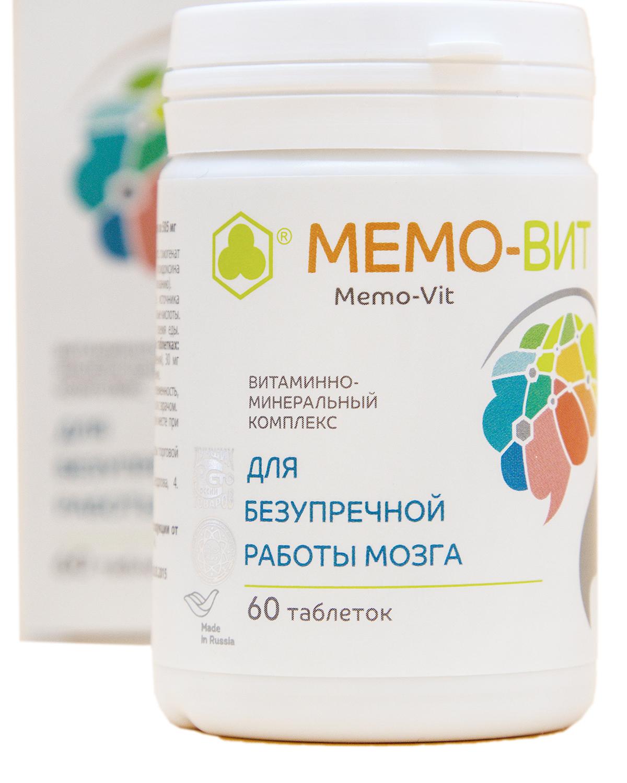 Мемо-Вит 60 таб.-7