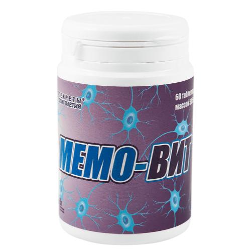 Мемо-Вит 60 таб.-1