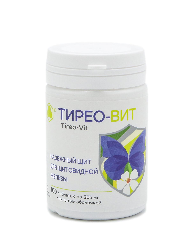 Тирео-Вит 100 таб.-6