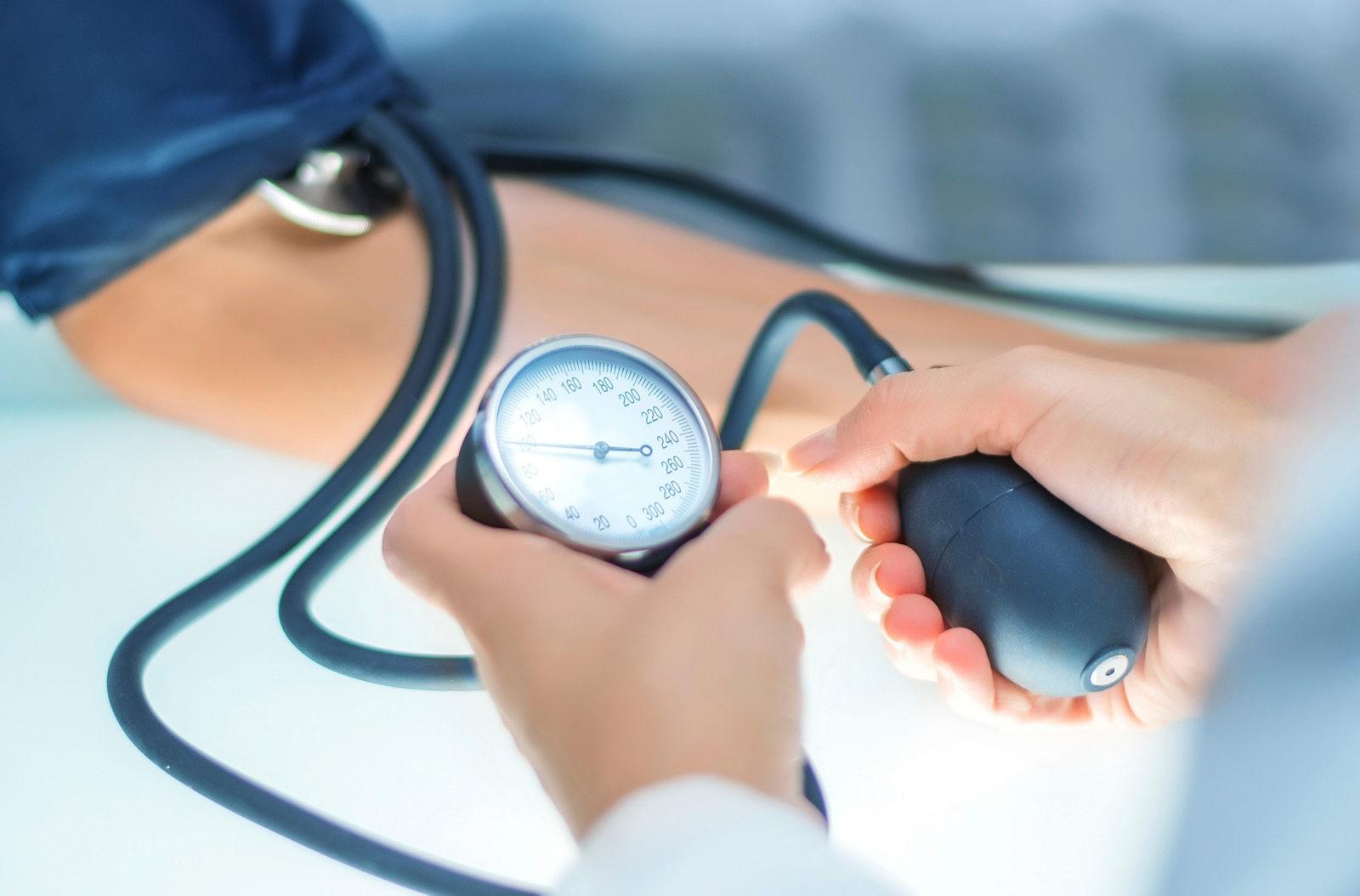 Артериальное давление: гипотония