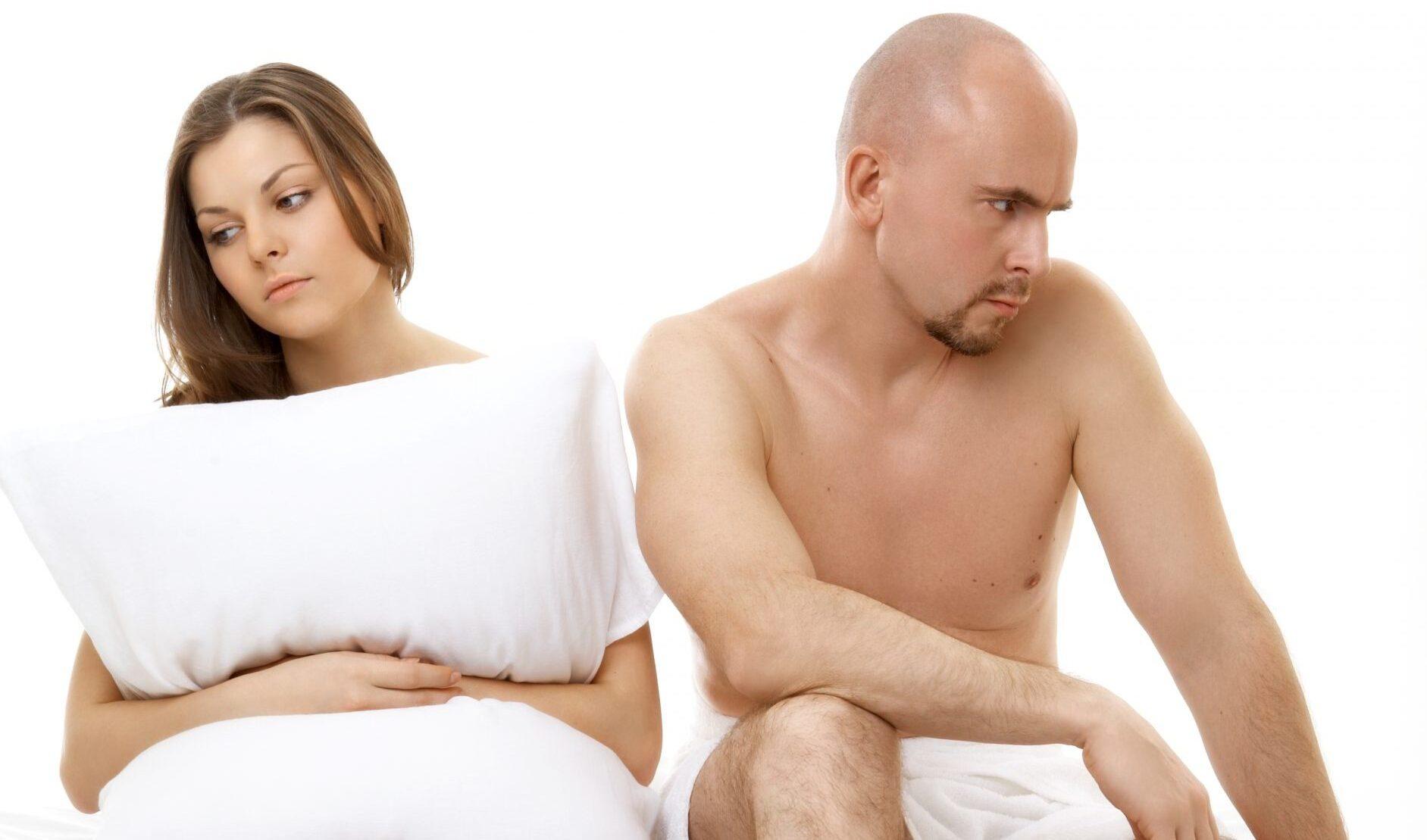 Как побороть эректильную дисфункцию