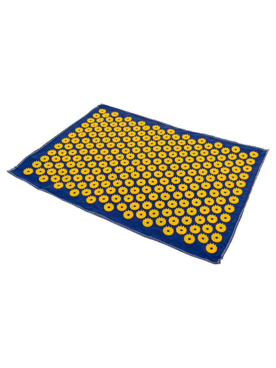 Ипликатор-коврик игольчатый для улучшения кровообращения. Размеры 41х60 см, 242 шт.-1